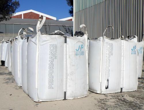Iran Jumbo bag Bitumen